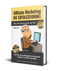 Affiliate-Marketing für Neueinsteiger ab 50+